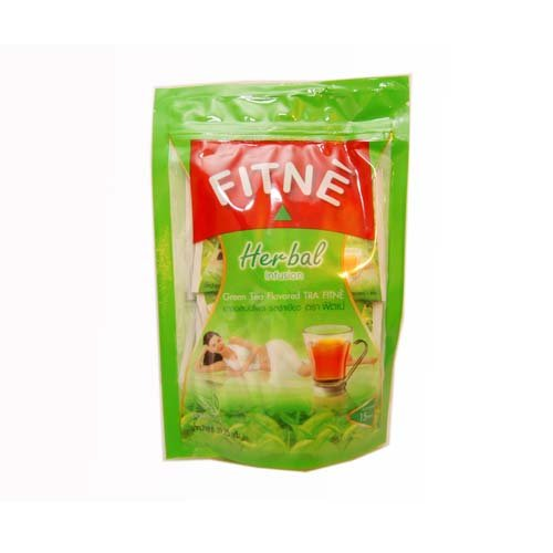 Fitne Herbal Infusion Green Tea Flavour