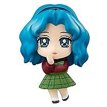 ぷちきゃら!シリーズ 美少女戦士セーラームーン もっと☆乙女の学園生活よ!編 海王みちる A 単品