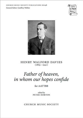 Father of heaven, in whom our hopes confide (Church Music Society)