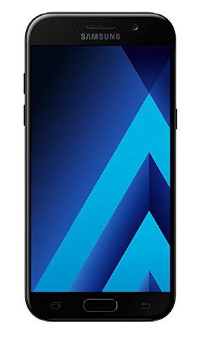 Samsung Galaxy A5, Black (SM-A520WZKAXAC)