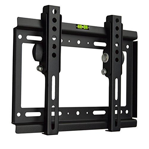 """Universal TV Wandhalterung Wandhalter neigbar 14"""" - 42"""" Zoll max VESA 200x200 für LCD LED OLED Fernseher Bildschirm Fernsehhalterung Universell"""