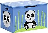 IB-Style - Kindersitzgruppe Panda | 3 Kombinationen | 1x Truhenbank