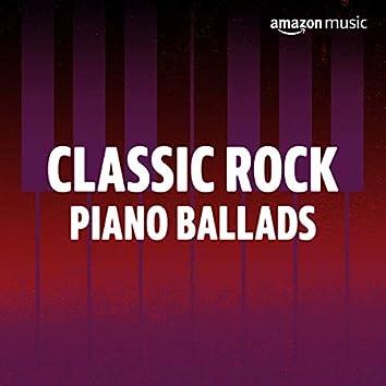 Classic Rock Piano Ballads