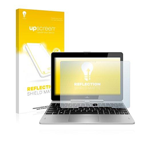 upscreen Entspiegelungs-Schutzfolie kompatibel mit HP EliteBook Revolve 810 – Anti-Reflex Displayschutz-Folie Matt