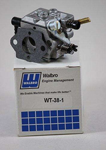 wt-38–1Walbro carburador para STIHL FS51, FS61, FS65, FS85FS90desbrozadora con junta incluida.