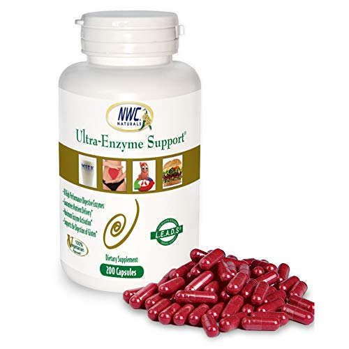 Ultra-Enzyme Support ® 200-Ct, Digestive Enzymes