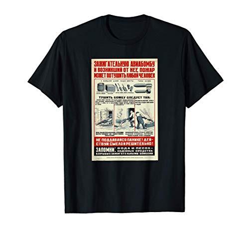 Manual Cómo desactivar Bomb Print Instrucción SOVI8 Vintage. Camiseta