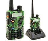 Mengshen UV-5R Radio Walkie Talkie diseño de Camuflaje, UV-5R Camo