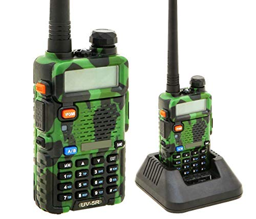 Mengshen UV-5R Two Way Radio Portable DAB Camouflage