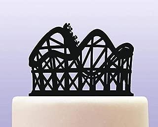 Best roller coaster wedding cake topper Reviews