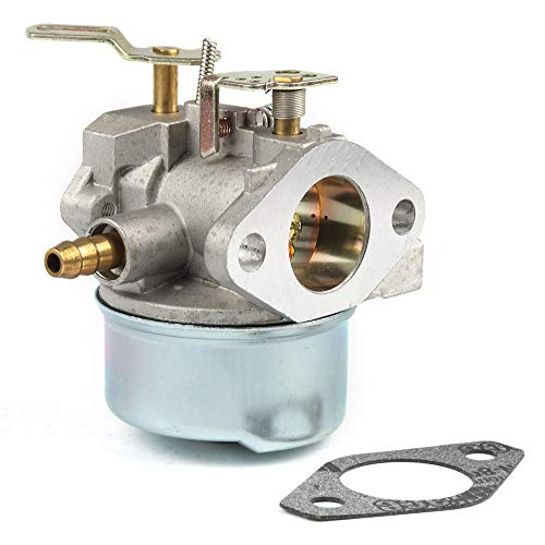 Hipa 640054 640349 Carburetor for Tecumseh 640052 640349 LH318SA LH358SA HMSK80 HMSK90 Craftsman 143999005 Engine Snow Blower to-ro 38635 38640 38641 38642 38645