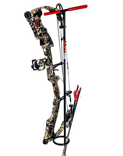 My Bow Buddy Compound Bow Holder | Bow Hanger Archery Stand | Compound Bow and Arrow Holder Stand | Solid Steel