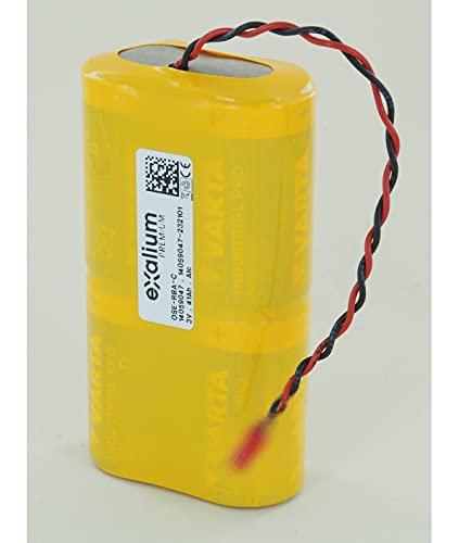 Pile 3V Alcaline OSE-RBA para transmisor Vesda Xtralis OSID Esser