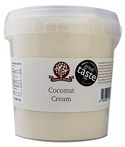 Nutural World - Kokosnusscreme (1kg) - Great Taste Award Gewinner