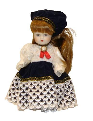 Katerina Prestige - Bambola di porcellana 18/8/4 cm