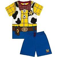 Toy Story Pijama Corto de Disney Pixar Traje de Woody para niño