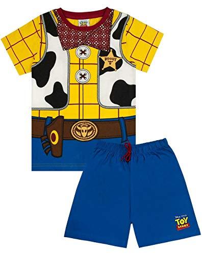 Toy Story Pijama Corto de Disney Pixar Traje de Woody para