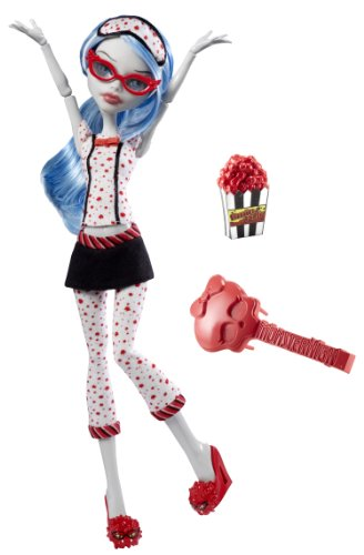 Monster High - V7973 - Poupée Pyjama Ghoulia Yelps