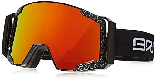 Briko Magmatica 7,6 OTG, Unisex-Brille, für Erwachsene Einheitsgröße C33Matt Black/Rm3