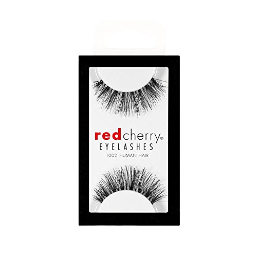 Red Cherry - Falsche Wimpern Nr. 523 - Echthaar
