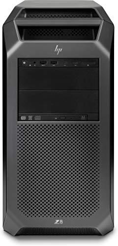 HP Z8 G4 Workstation Intel® Xeon® secuencia 5000 5120 64 GB DDR4-SDRAM 256 GB SSD Tower Negro Puesto de trabajo Windows 10 Pro