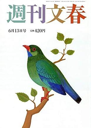 週刊文春 2019年 6/13 号 [雑誌]