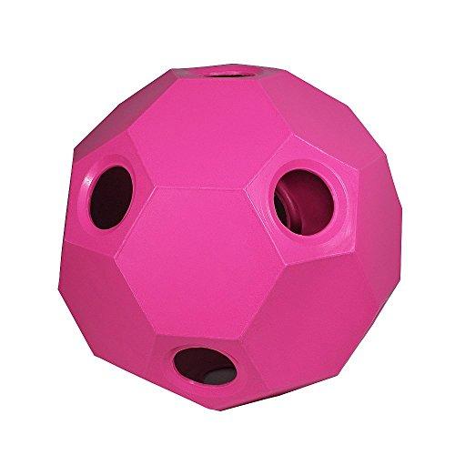 Hay Play Heuball Futterball Heufütterer Pferde Pferdespielzeug pink