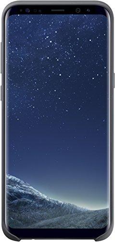 Samsung Silicone, Copertina per Samsung S8 Plus, Grigio scuro