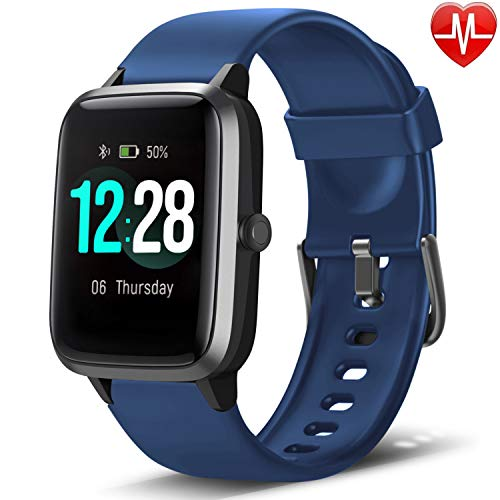 LETSCOM other ID205L Fitness Heart Rate, Smart, Activity...