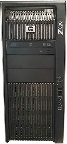 HP Workstation Z800,2 x Intel Xeon X5650 @ 2,66GHz, 96GB RAM, 180GB SSD + 2 x 1TB HDD, Win 10 (Zertifiziert & Generalüberholt)