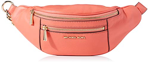Michael Kors MOTT, MD WAISTPACK para Mujer, PNKGRAPFRUIT, Small