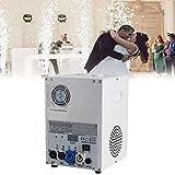 brightfootbook macchina per fontana di nozze, può essere toccata a mano, macchina da palcoscenico per feste con dj, grande spettacolo, matrimonio, con telecomando
