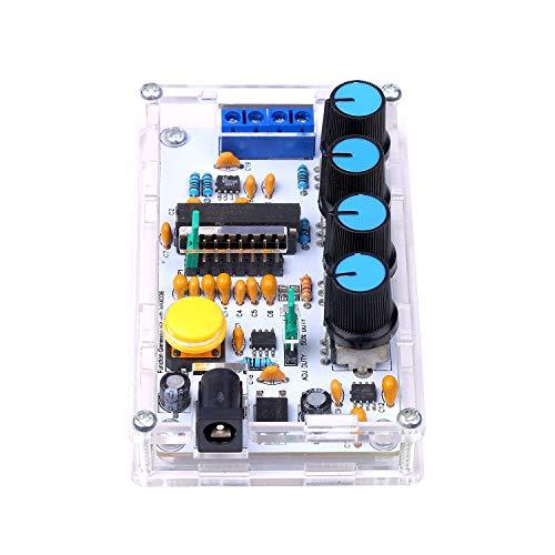 MAX038 Signal Generator DIY Kit 1Hz ~ 20MHz Funktion Generator High-speed Op-amp Generator Sinus/dreieck/Rechteckige/Sägezahn