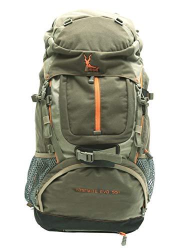 Mochila Markhor Yosemite Evo 55+ Green 55L | Markhor Hunting