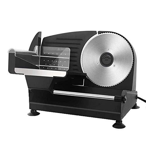 cortadora de fiambre Carne eléctrica máquina de cortar for uso en el...