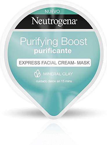 Neutrogena Hydroboost Reinigungsmaske für Ton, 12 x 10 ml