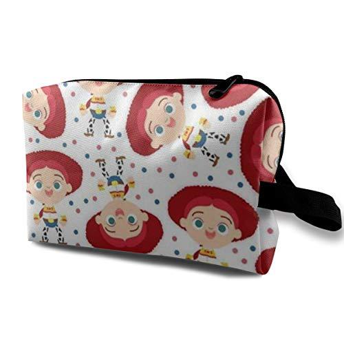 Toy Story Jessie - Neceser de Viaje con Cremallera, para cos