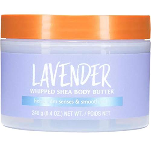 Tree Hut Lavender Whipped Shea Body Butter 8.4 Oz! Formulated With Real Sugar, Certified Shea Butter And Lavender Oi! Body Lotion That Leaves Skin Feeling Soft & Smooth! (Lavender Lotion)