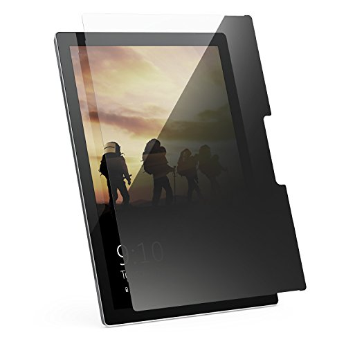 UAG Microsoft Surface Pro (2017) / Pro 4 / Pro 3 Tempered Glass Privacy Tint Screen Protector