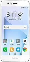 Huawei Honor 8 Unlocked Smartphone 32 GB Dual Camera - US Warranty (Pearl White)