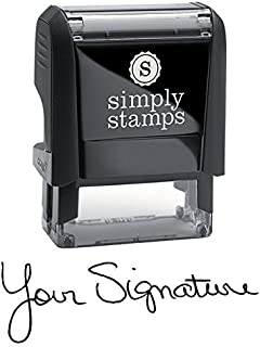 personalized signature stamp