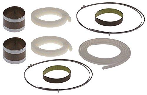 Allpax Servicekit F80/P80 für Vakuumiergerät F80-100, F80-63 für Vakuumiergerät LL