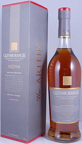 Glenmorangie Artein Private Edition 15 Years Limited Highland Single Mal Scotch Whisky 46,0% Vol.