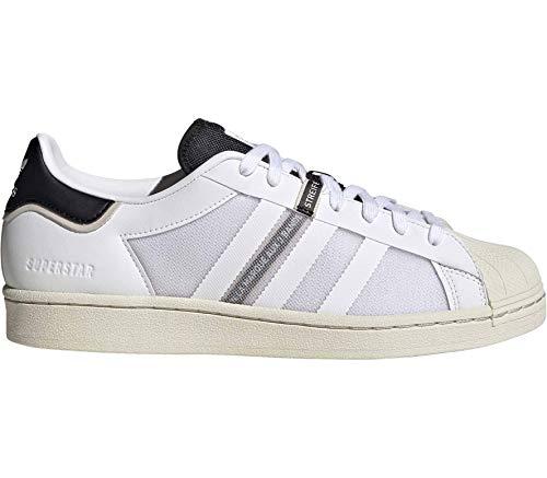 adidas FY6620 Superstar, Zapatillas para Correr de Carretera Unisex Adulto, Multicolor, 39 1/3 EU