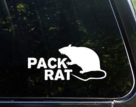 Pack adventskalender vinyl die cut bumper stickers voor Windows, cars, trucks, laptops, etc.