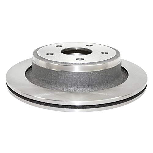 DuraGo BR53006 Rear Vented Disc Brake Rotor
