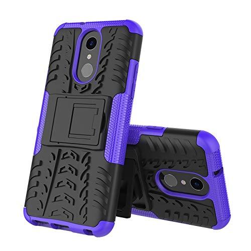 RZL Teléfono móvil Fundas Caja del teléfono para LG Q7 Plus Stylo 4 5 Q Stylus 3 Carcasas para LG G6 G7 K40 V40 V30 V20 V50 G8 Thinq K8 K10 Q8 2017 2018 Q6 X de energía 3 2