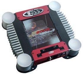 BOSS rt535, amplificador potencia 2-Channel Mosfet