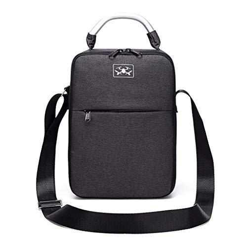 WEDFTGF Waterproof Oxford Cloth Storage Shoulder Bag Portable EVA Carry Case Box for DJI MAVIC Mini Drone