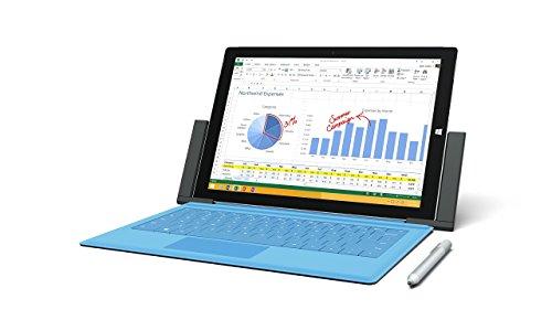 Microsoft Surface Pro 3 Docking Station Tablet Schwarz Dockingstation für Handy - Dockingstation für Handy (Tableta, Microsoft, Microsoft Surface Pro 3, schwarz, Microsoft Surface Cover, 3,5 mm)